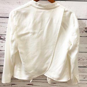 Anthropologie Jackets & Coats - Anthropologie Cartonnier Post Draped Blazer Size 4